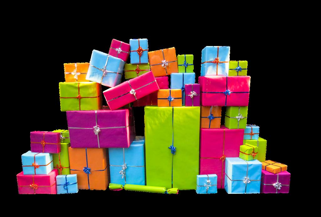 המתנות שתמיד משמחות