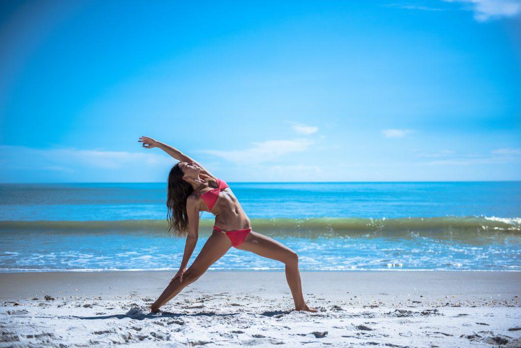 ספורט וכושר בים: כך תשמרו על כושר גם בחופשה!
